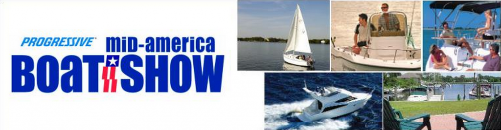 Mid-America Boat Show 2014 in Cleveland Ohio